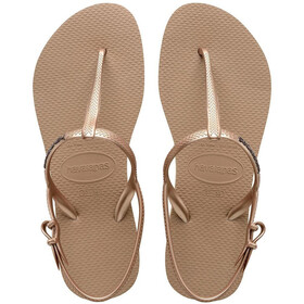 havaianas FREEDOM Sandales Femme, rose gold